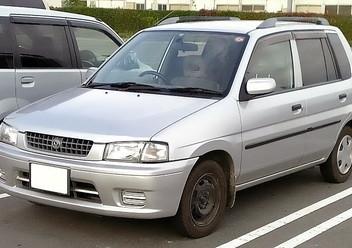 Głowica silnika Mazda Demio FL
