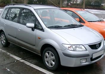 Pokrowce ochronne Mazda Premacy