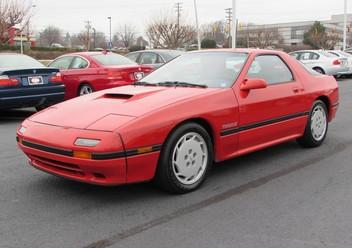 Podręczniki / Literatura / Przeglądy Mazda RX-7