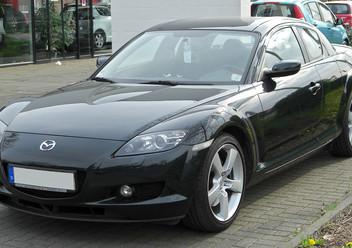 Regulator siły hamowania Mazda RX-8
