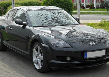 Pokrowce samochodowe Mazda RX-8