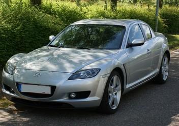 Podręczniki / Literatura / Przeglądy Mazda RX-8 FL
