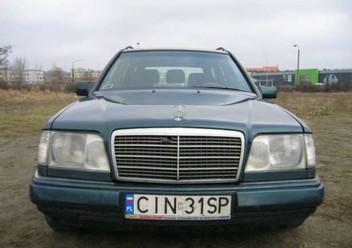 Pokrowce ochronne Mercedes-Benz 124