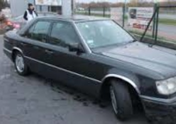 Regulator siły hamowania Mercedes-Benz 124