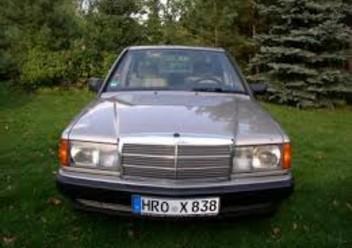 Szczęki hamulcowe przednie Mercedes-Benz 190 W201