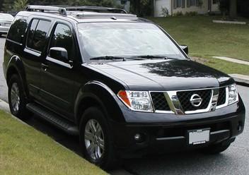 Szczęki hamulcowe przednie Nissan Armada FL