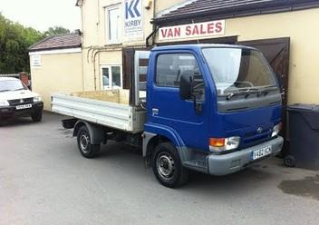 Serwo hamulca Nissan Cabstar