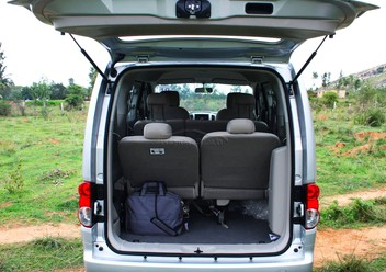 Pokrowce samochodowe Nissan Evalia