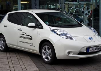 Serwo hamulca Nissan Leaf
