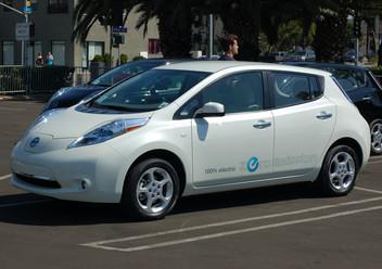 Dywaniki samochodowe Nissan Leaf