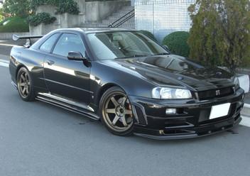 Serwo hamulca Nissan Skyline