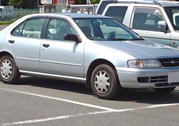 Pokrowce ochronne Nissan Sunny
