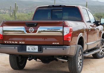 Pokrowce samochodowe Nissan Titan