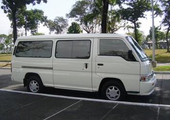 Pokrowce samochodowe Nissan Urvan