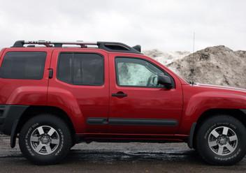Regulator siły hamowania Nissan Xterra