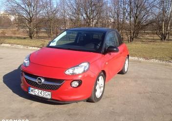 Pokrowce samochodowe Opel Adam