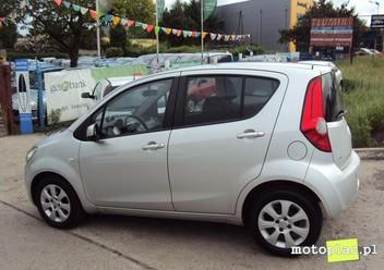 Dywaniki samochodowe Opel Agila B