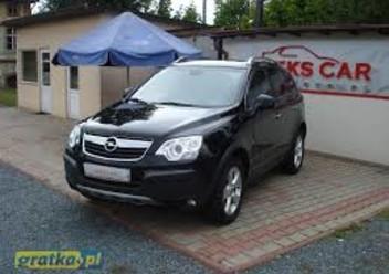 Dywaniki samochodowe Opel Antara FL