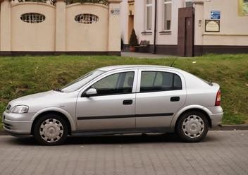 Regulator siły hamowania Opel Astra G