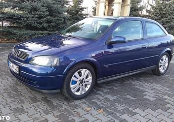 Serwo hamulca Opel Astra G