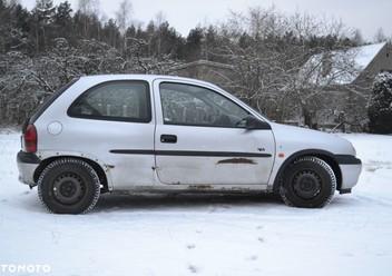 Szczęki hamulcowe przednie Opel Corsa B