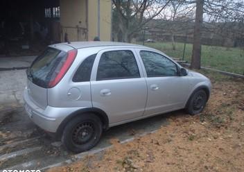 Pokrowce samochodowe Opel Corsa C