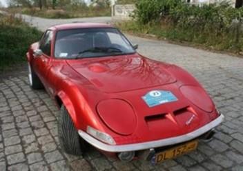 Pokrowce ochronne Opel GT