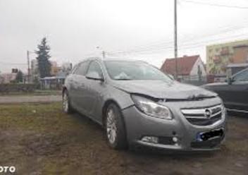 Szczęki hamulcowe przednie Opel Insignia