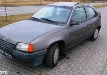 Szczęki hamulcowe przednie Opel Kadett