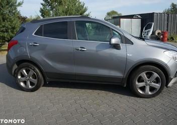 Pokrowce ochronne Opel Mokka