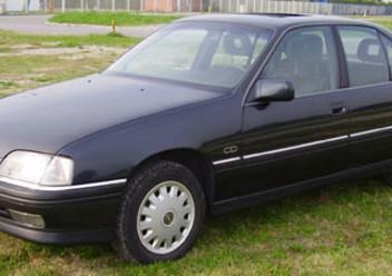 Regulator siły hamowania Opel Omega A