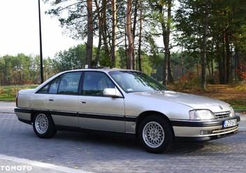 Pokrowce ochronne Opel Omega A