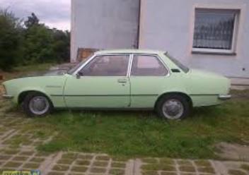 Serwo hamulca Opel Rekord
