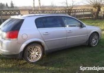 Szczęki hamulcowe przednie Opel Signum FL