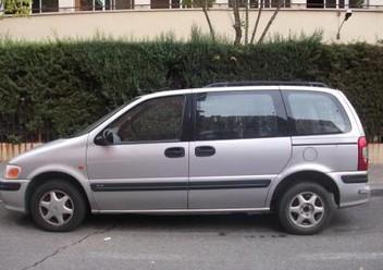 Pokrowce samochodowe Opel Sintra