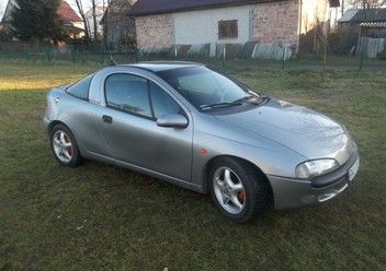 Pokrowce ochronne Opel Tigra A