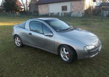 Serwo hamulca Opel Tigra B