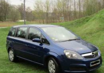 Dywaniki samochodowe Opel Zafira B FL