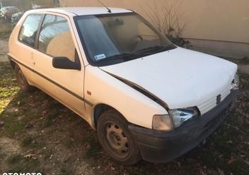 Pompa hamulcowa Peugeot 106