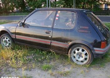 Pokrowce samochodowe Peugeot 205