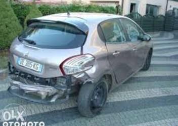 Pompa hamulcowa Peugeot 208