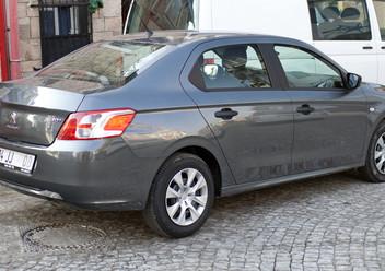 Regulator siły hamowania Peugeot 301