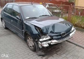 Regulator siły hamowania Peugeot 306