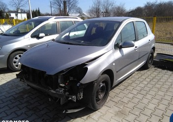Pokrowce ochronne Peugeot 307