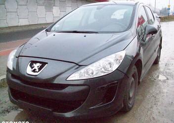 Dywaniki samochodowe Peugeot 308 FL
