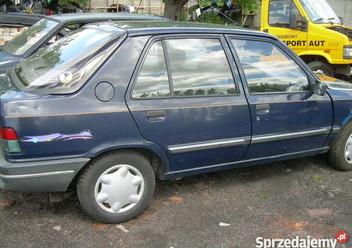Podręczniki / Literatura / Przeglądy Peugeot 309