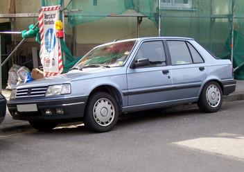 Pokrowce ochronne Peugeot 309