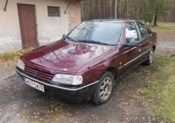 Serwo hamulca Peugeot 405 FL