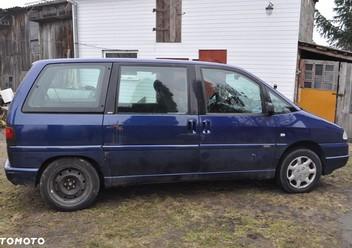 Serwo hamulca Peugeot 806
