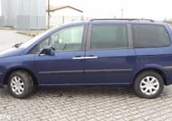 Pokrowce ochronne Peugeot 807